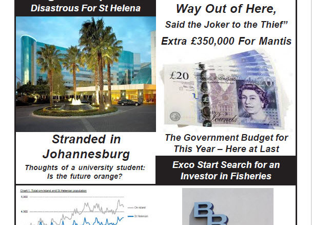 St Helena Independent