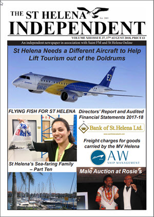 St helena independent 20180817