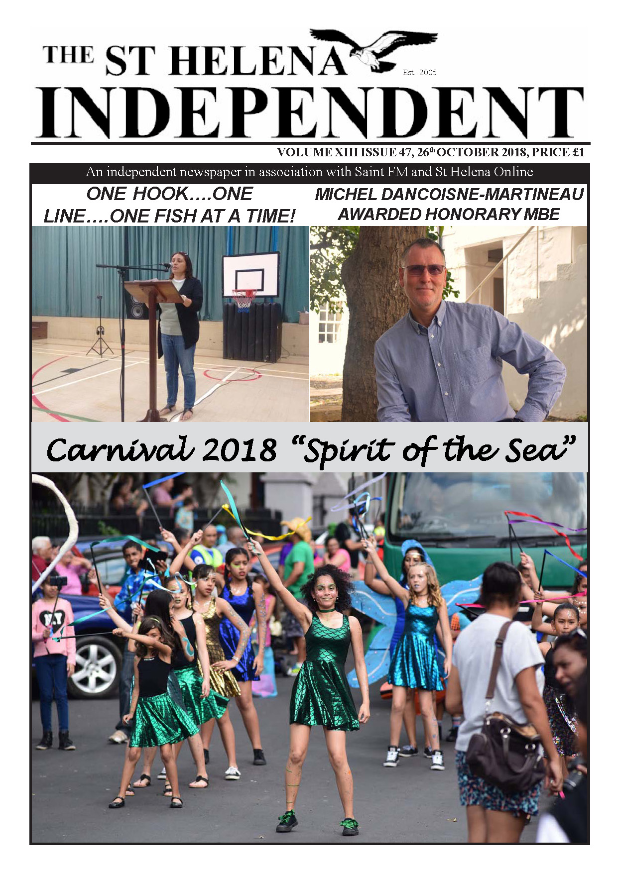 St Helena Independent 20181026