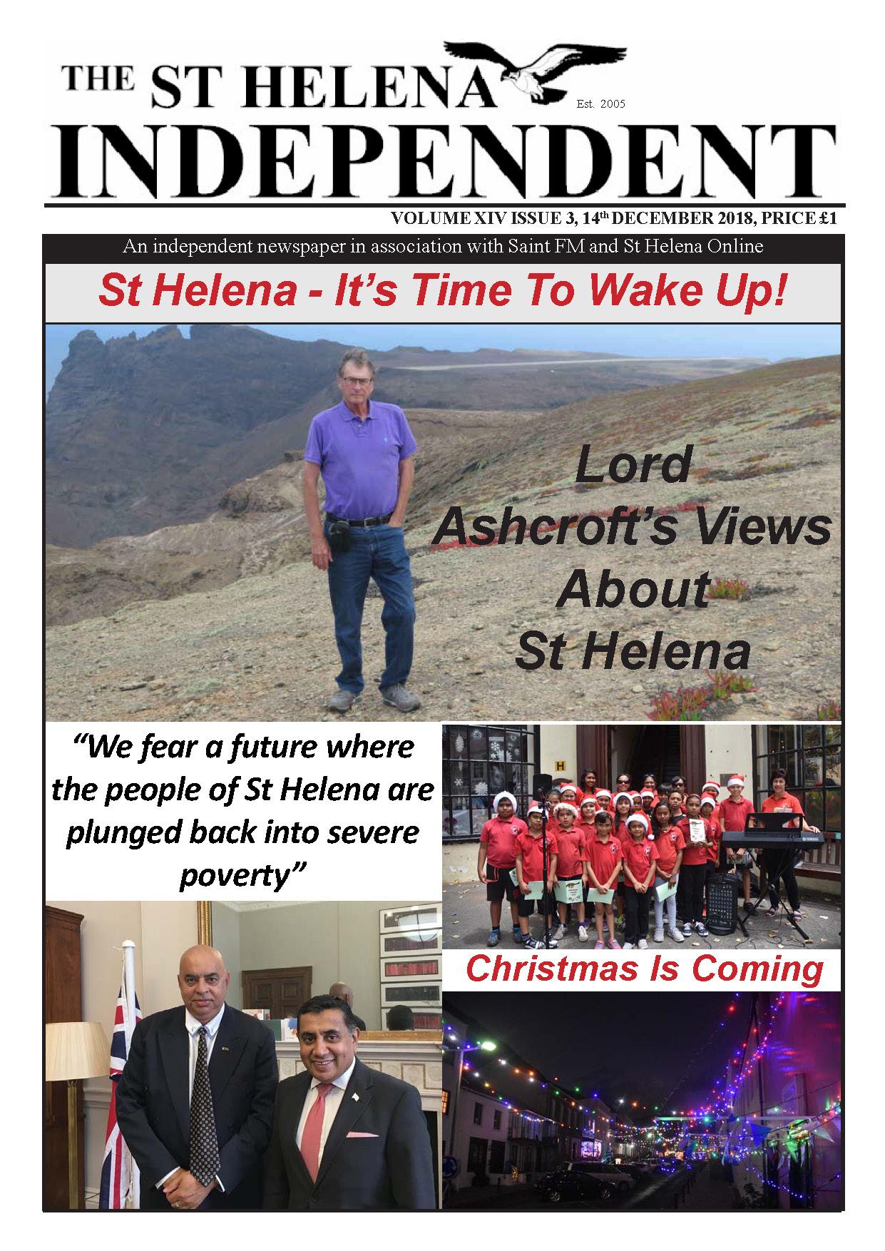 St Helena Independent 20181214