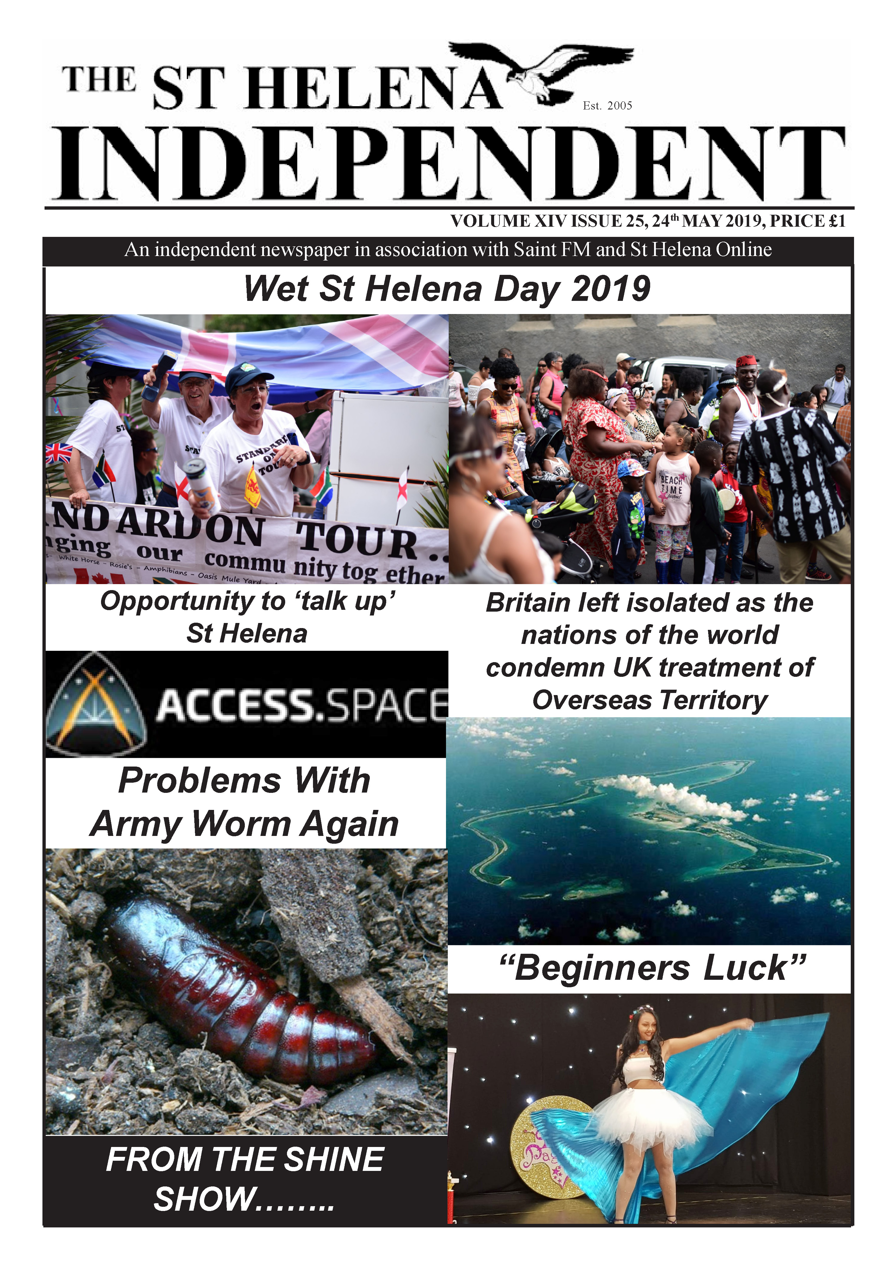 St Helena Independent 20190524