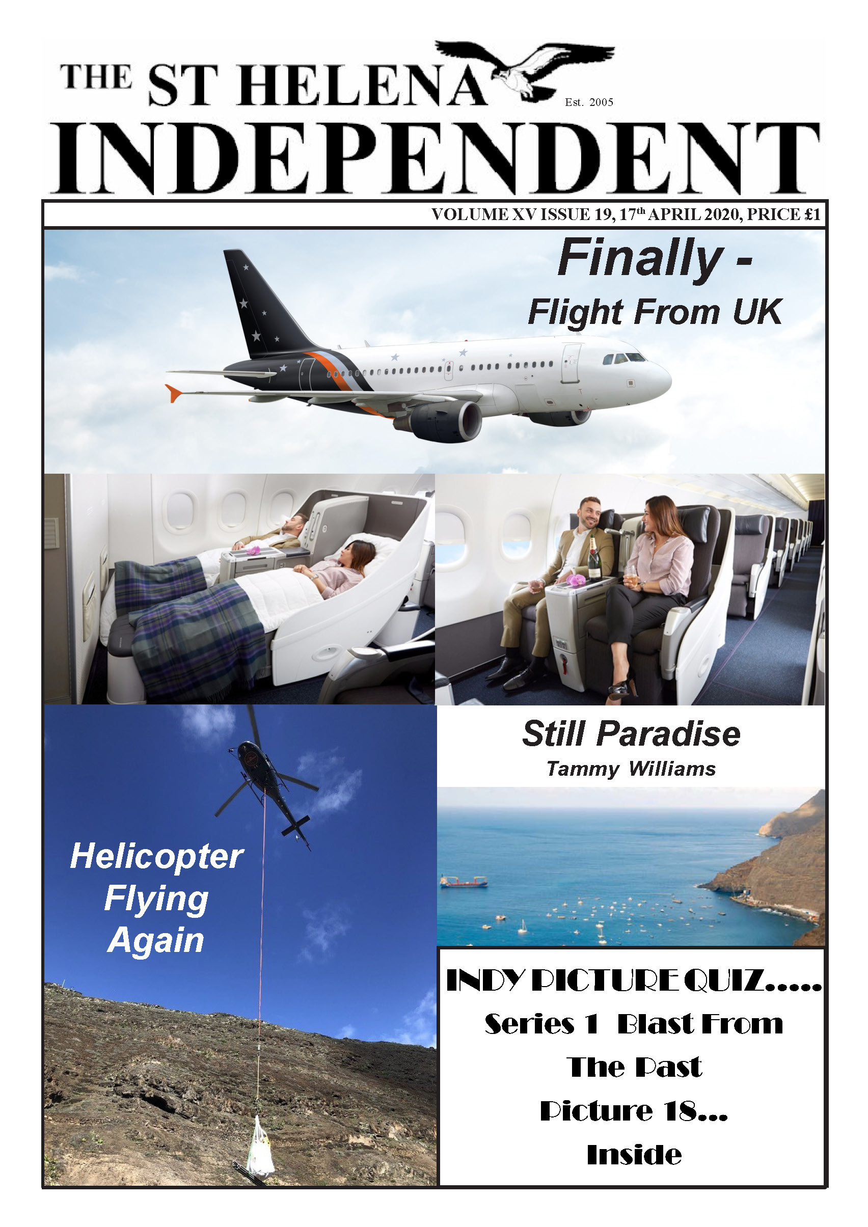 St Helena Independent 20200417 p1
