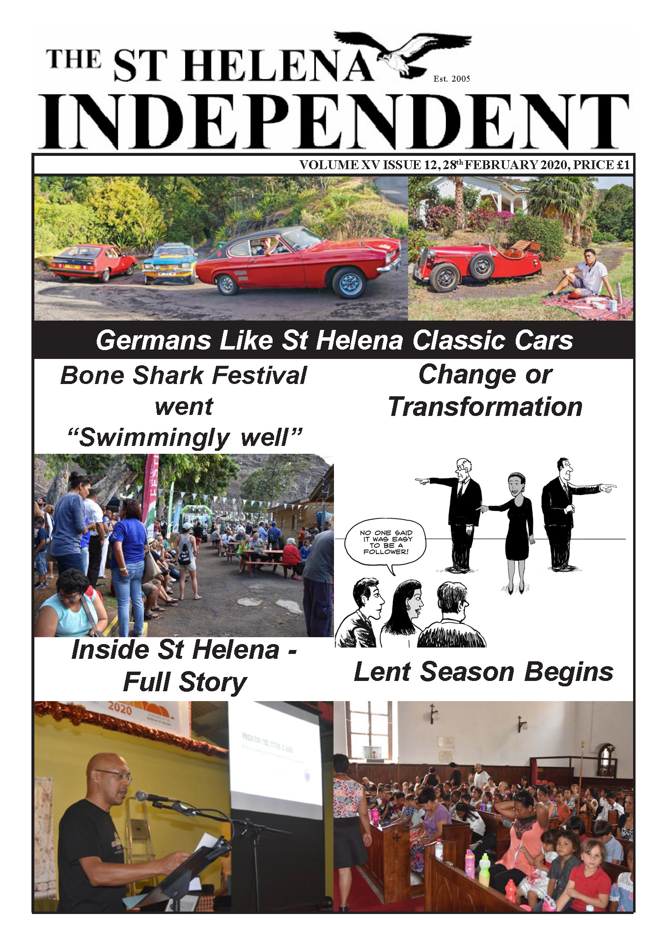 St Helena Independent 20200228 p1
